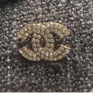 Chanel VIP Brooch smaller size